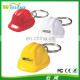 Winho handsome Custom Hard Hat Keychain