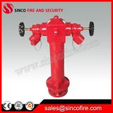 BS750 outdoor Fire Hydrant