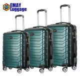 Customized Design ABS PC Trolley Travel Luggage Bag & Cases