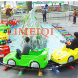 Popular Amusement Rides water tank shooting train amphibian tank For Children
