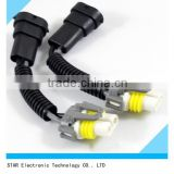Wholesale price hid light H-series male female H8 H9 H10 H11 vehicle automobile led light bar wire harness