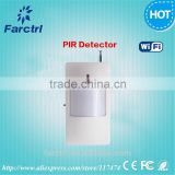 433Mhz Wireless PIR Sensor/Motion Detector For Wireless GSM/PSTN Auto Dial Home Security Alarm System