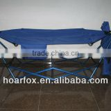 Hammock Stand with metal frame,gift box package/carrying bag with backpack