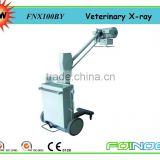 Model:FNX100BY for vet/medical mobile x ray machine for sale