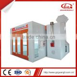 Constant temperature spraying paint booth heaters