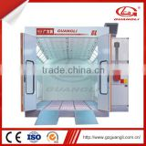 Wide Varieties Rock Wool Wall Panel Automatically Air Controlled Damper Thermal Car Spray Paint Booth (GL3000-B1)