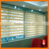 Curtain times window roll up shades zebra blinds manufacturer in guangzhou                                                                         Quality Choice