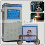 16-300kw high frequency induction heater for melting bolts gear tube bar rod