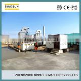 Hot selling CAP20,CAP40,CAP60,CAP80 Continuous Drum Asphalt Mixing plant,Bitumen Drum Mix Machine
