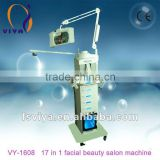 VY-1608C Facial machine 17 in 1 spa nu skin galvanic machine for sale