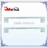 Modern designed kitchen cabinet handles hollow zinc furniture handle ideas Zinc boss handle
