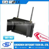 "skysighthobby promotion 5.8G 32ch 7""inch lcd monitor/receiver sky-702 not 7 inch widescreen tft lcd monitor"