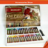 Memory Oil pastels set