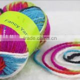 30%Wool/70%Acrylic Blended Yarn 2/2.4NM ball yarn 100g for weaving cap