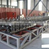 Supermarket shelf/gondola shelving/grocery shelves forming machine for sale