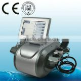 6-1 Cavitation Tripolar Multipolar Bipolar RF With Fast Cavitation Slimming System Vacuum Cavitation Slimming Machine Slimming Equipment 10MHz