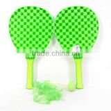 High quality badminton racket , plastic tennis racket toys, sports toys for Wholesale, ball toys for children, EB034062