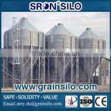 SRON Brand Customized Feed Silo, Small Size Feed Silos Used for Poultry Farming Equipment