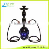 Newest Hot Sale hookah shisha glass bottle,hand blown glass hookah
