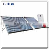 split solar water heater / solar collector with heat pipe