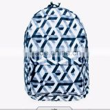10pcs to buy wholesale cheap price fashion wholesale military backpack triangle geometric aztec ladies printed for boys