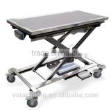 Mobile Animal Lift Table with Scale