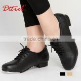 D004725 Professional and fashionable shoe makers in china men's dance tap shoe lether shoes
