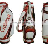 PU Golf Staff Bags