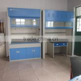 knocked down laboratory fume cupboard