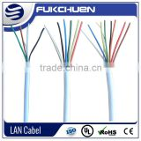 Fire alarm control cable fire warning signal cable 4cores 6cores 8cores 12core awm alarm cable,