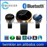 Smart watch 2015 with Bluetooth 4.0, wristband watch for iphone with heart rate monitor
