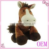 Children Soft Plush Horse Stuffed Animal Toy
