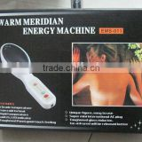Warm Meridian Energy Beauty Machine / heating body massager / high temperature body massage / SPA massager