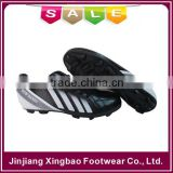 2015 Professional Soccer Shoes Factory high top OEM Artificial Turf Outdoor Court Futsal Five Football Soccer Shoes Trainers