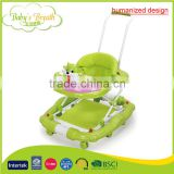 BW-18A innovative humanized design big pusher baby walker rocker with large chassis