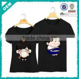 New ! clothing factory custom printed t-shirts, custom printed t-shirts for couple (lyt-04000351)