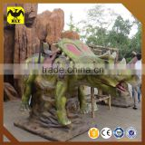 HLT Mechanical dinosaur ride Coin operated electric ride                                                                         Quality Choice