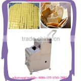industrial chin chin dough cutting machine with low price sale