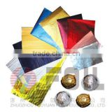 aluminium foil laminated paper for candy wrapping