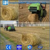 farm used baler machine for grass hay straw stalk