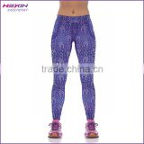 2015 Newly Design Work Out Leggins OEM Accepted Fitness Leggings