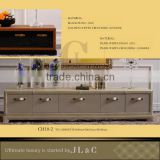 JH10-03 Antique TV Stands in Living Room from JL&C Luxury Home Furniture New Designs 2016 (China Supplier)