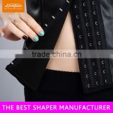 Women slimming Body Shaper Rubber tummy trimmer corsets, colombian fajas before and after