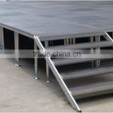 coreat 18mm Non Slip Plywood Board Portable Outdoor Event Stage for show and performance