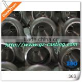 Carbon steel WCB WCC Guanzhou OEM water pump cast parts cast housing cast ductile iron custom component castings