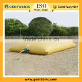 china collapsible pvc pillow tank for oil ,water manufacturers
