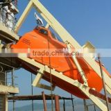 Chinese factory F.R.P Totally enclosed free fall Lifeboat