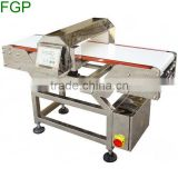 Food packaging industry metal detector machine made in china