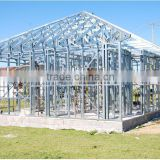 light gauge steel prefabricated steel villa house building project in shenzhen manufacturer