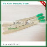 BPA Free Tooth Brush Bamboo Toothbrush Eco Friendly Toothbrush